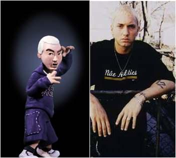 Eminem | Celebrity Deathmatch Wiki | FANDOM powered by Wikia